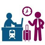 Trenitalia train delays: how to request compensation